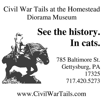 Civil War Tails-Diorama Museum 6-01.31.17