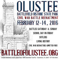 Olustee Battlefield 2015-2016