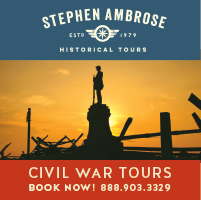 Stephen Ambrose Historical Tours 2017