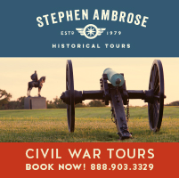 Stephen Ambrose Historical Tours 2017