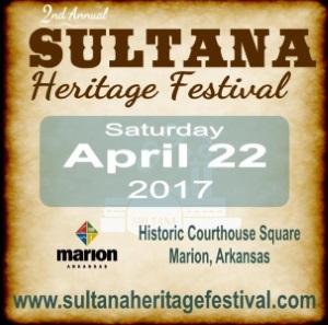 Marion Arkansas Sultana Festival