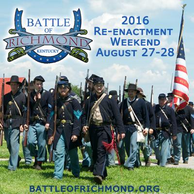 Battle of Richmond KY  3-08.10.16
