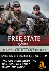 Free State of Jones- Amazon