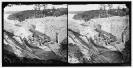 Dutch Gap Canal, James River, Virginia (vicinity). Confederate battery Dantzler