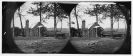 Brandy Station, Virginia. Specimen of officers quarters. Army of the Potomac