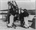On deck of U.S. gunboat Hunchback