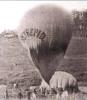 The Civil War balloon Intrepid.