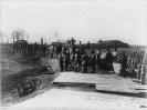 Confederate fortifications at Manassas, Va.
