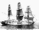 USS Monongahela (1863-1908) 