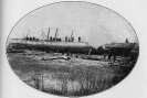 Builidng the Ironclad Indianola in 1863