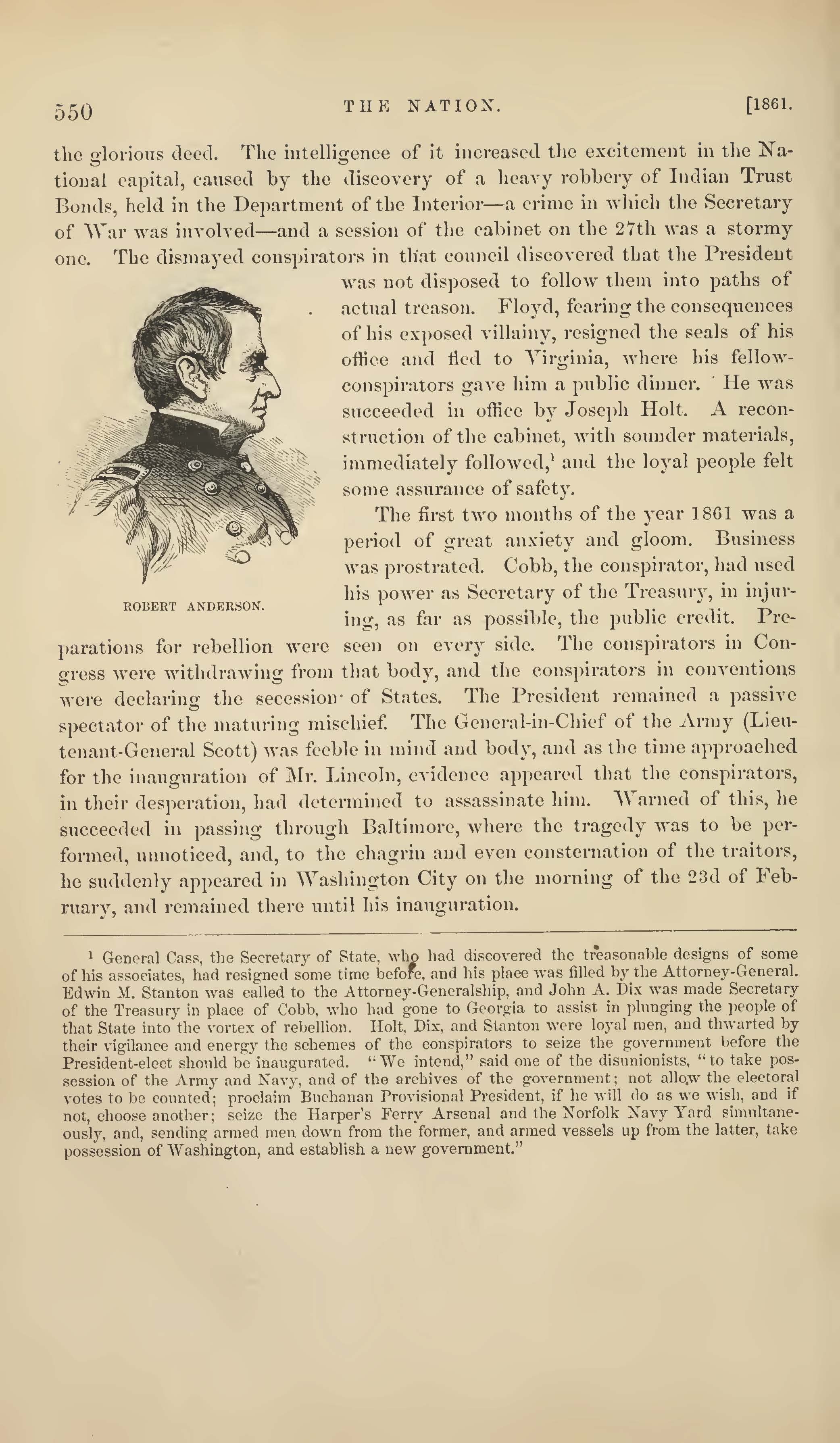 Chapter XV Buchanan Administration Lossing Pictorial History of the United States img 19