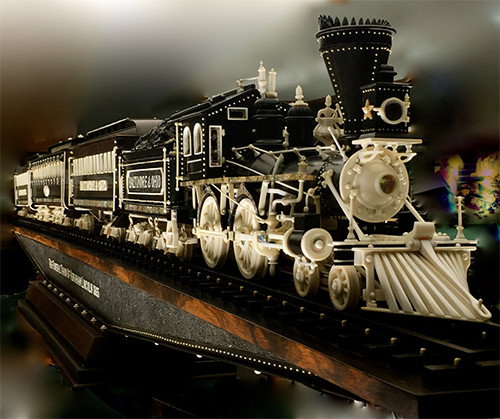 Lincoln Funeral Train Comes To The Warther Museum
