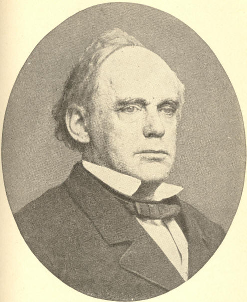 Salmon Portland Chase, Secretary of the Treasury during the Civil War