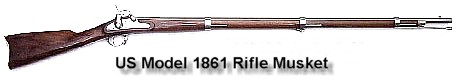 Model 1861 Springfield Rifle